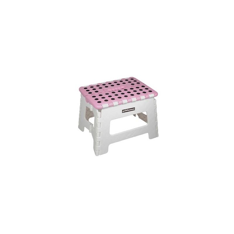 Keukentrapje Design : Opvouwbaar keukentrapje  Miss Daisy  max 150kg