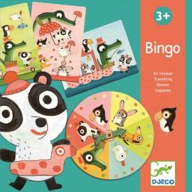 Djeco Bingo Reizen