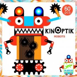 Djeco Verbeeldingsspel Kinoptik Robots