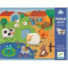 Djeco Belevings Puzzel Tactilo