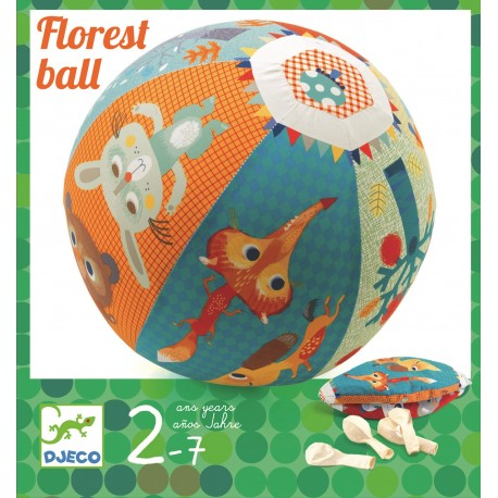 Djeco Ballonbal Forest