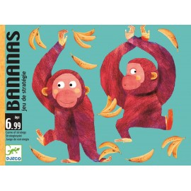 Djeco  Kaartspel Bananas