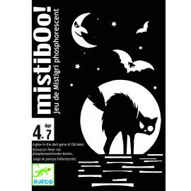 Djeco Mistboo Glow In The Dark Zwartepieten Kaartspel