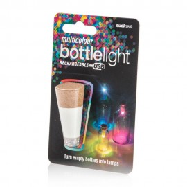 Multicolour Bottle Light - Fles Verlichting
