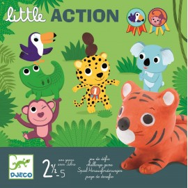 Djeco Uitdagingsspel Little Action