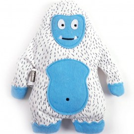 Huggable Yeti Warmteknuffel
