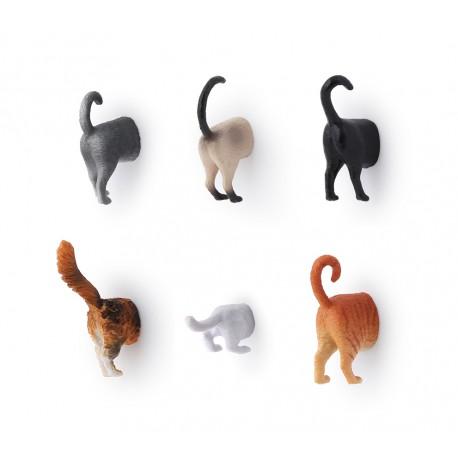 Cat Butt Magneten