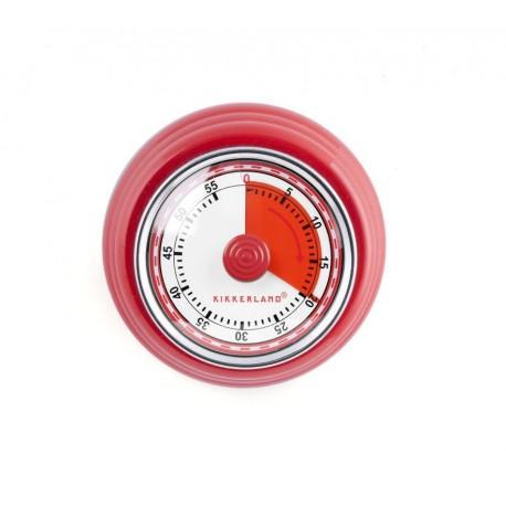 Magnetische Kookwekker Rood