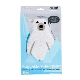 Huggable Polar Bear Warmteknuffel