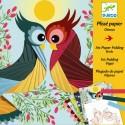 Djeco Knutseldoos Vouwkunst Vogels