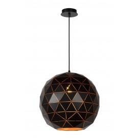 Otona Hanglamp Zwart-Goud