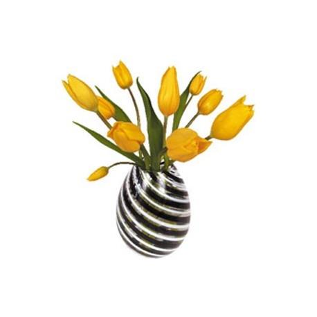 Raamstickers Tulp geel
