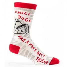Hippe Heren Sokken-Chili Dogs