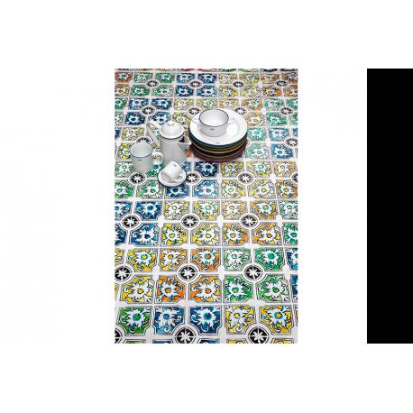 Tafelzeil Mozaiek Tegels