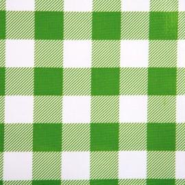 Kitsch Kitchen Tafelzeil Ruit Groen
