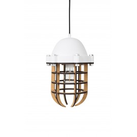 Zuiver Hanglamp Navigator Wit by Olaf Weller