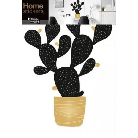 Muurstickers Winkel Rotterdam.Muursticker Cactus In Pot Allesinwonderland Nl