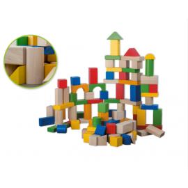 Houten Blokken in Emmer