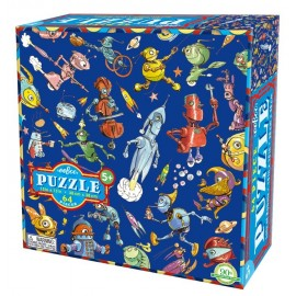 Legpuzzel Robots