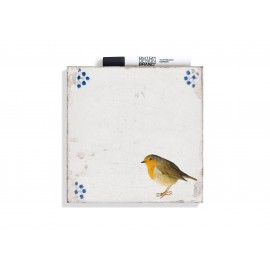 Dutch Design Wisdom Tiles Robin