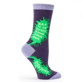 Hippe Dames Sokken-Kale