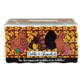 Chocolade Voorraadblik