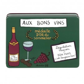 Wijnset in Blik Médaille d'or