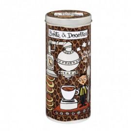 Koffiepadsblik P'tit café
