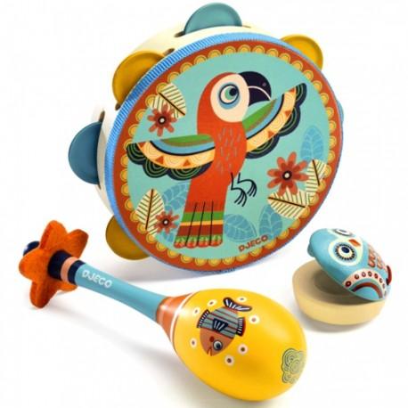 Djeco Muziekinstrumenten Animambo