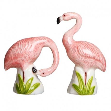 Peper en Zoutstel Flamingo