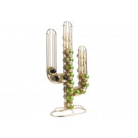 Koffie Cup Houder Cactus Goud