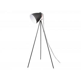 Leitmotiv Retro Vloerlamp Driepoot Mingle Zwart
