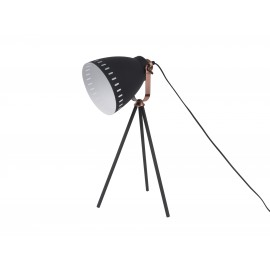 Leitmotiv Driepoot Tafellamp Mingle Zwart