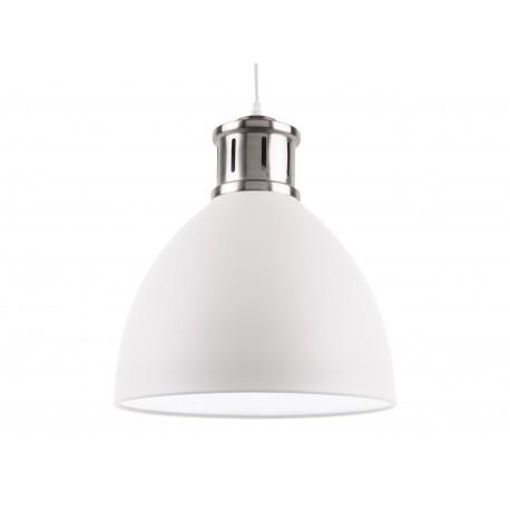 Leitmotiv Hanglamp Refine Wit-Chroom