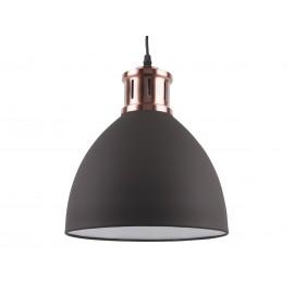 Leitmotiv Hanglamp Refine Zwart-Koper