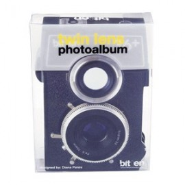 Fotoalbum 'Dubbele lens'