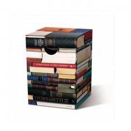Kartonnen Vouwkruk Books
