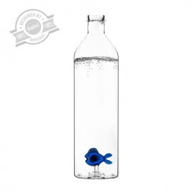 Balvi Waterfles Blue Fish