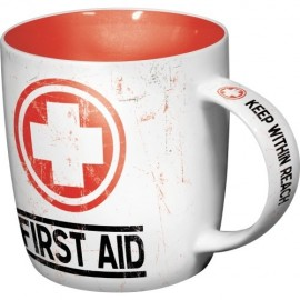 Nostalgic Art Mok First Aid