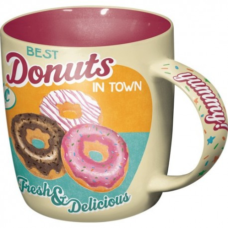 Nostalgic Art Mok Donuts