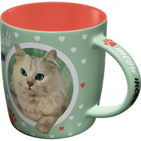 Nostalgic Art Mok Cat Lover