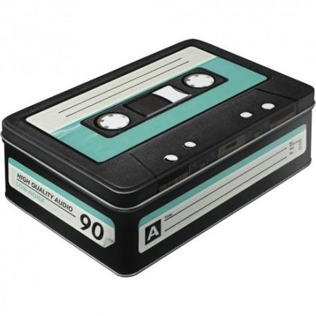 Retro Blik Retro Cassette