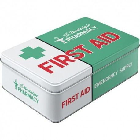 Retro Blik First Aid