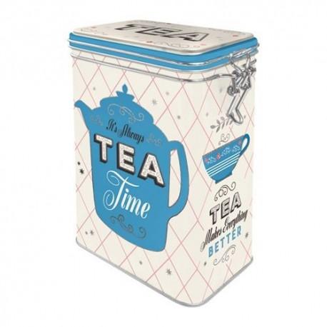 Retro Blik Tea