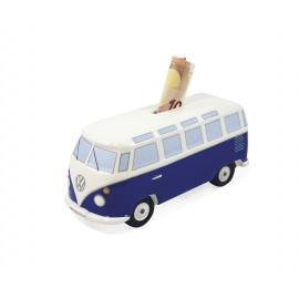 Volkswagenbus T1 Spaarpot Blauw