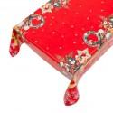 Tafelzeil Kerst Rood