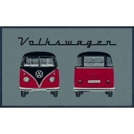 Volkswagenbus T1 Deurmat