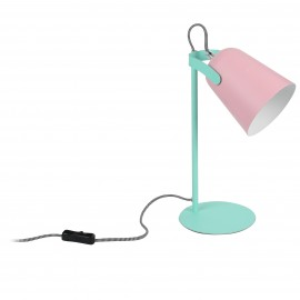 Tafellamp Mezzo Roze