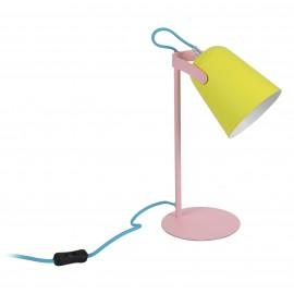Tafellamp Mezzo Geel