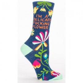 Hippe Dames Sokken-Fucking Flower